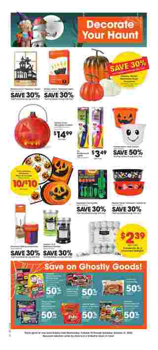 Ralphs - deals are valid from 10/14/20 to 10/20/20 - page 7.