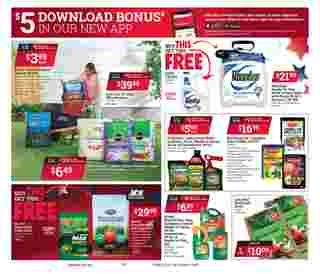 ACE Hardware - deals are valid from 05/13/20 to 05/25/20 - page 6.