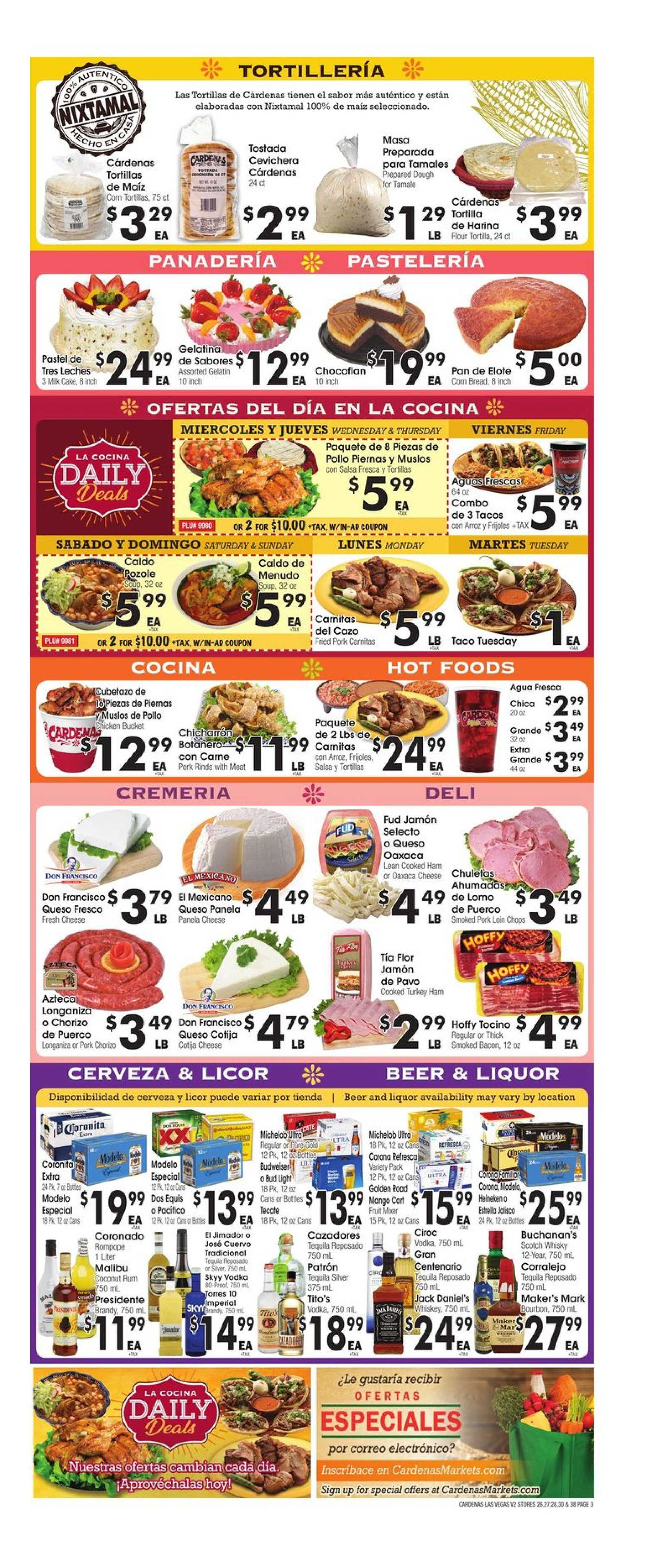 Cardenas - deals are valid from 07/17/19 to 07/23/19 - page 3.