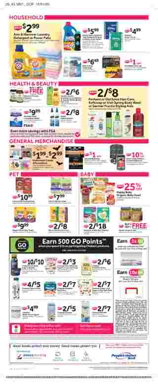 Stop & Shop - deals are valid from 10/16/20 to 10/22/20 - page 11.