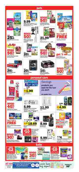 Meijer - deals are valid from 03/15/20 to 03/21/20 - page 10.