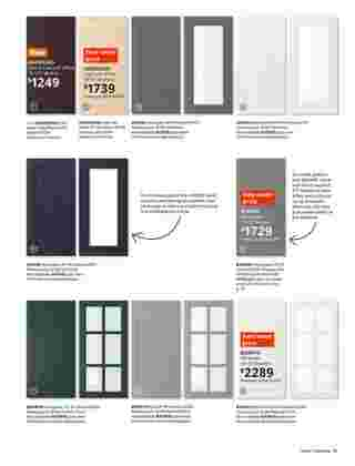 Ikea - deals are valid from 12/01/20 to 08/31/21 - page 53.