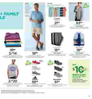 Kohl's - deals are valid from 03/25/20 to 03/29/20 - page 5.
