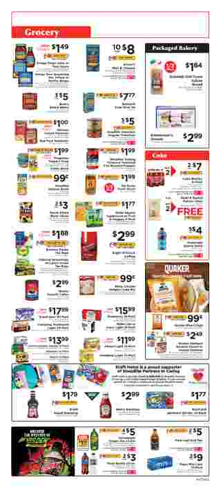 Family Fresh Market - deals are valid from 10/11/20 to 10/17/20 - page 5.