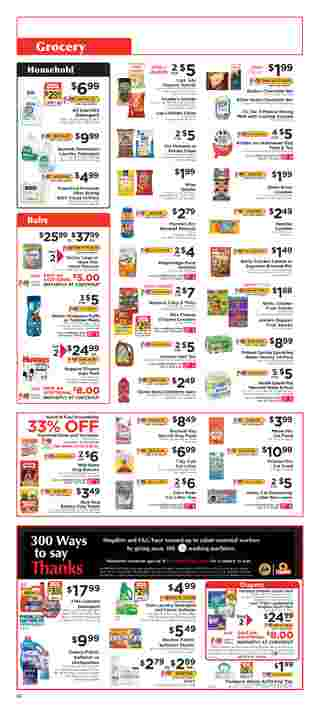 Family Fresh Market - deals are valid from 10/11/20 to 10/17/20 - page 6.