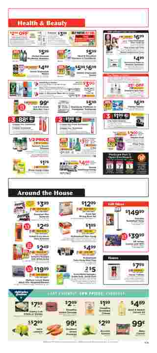 Family Fresh Market - deals are valid from 10/11/20 to 10/17/20 - page 7.