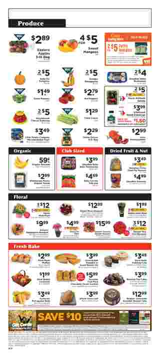 Family Fresh Market - deals are valid from 10/11/20 to 10/17/20 - page 8.