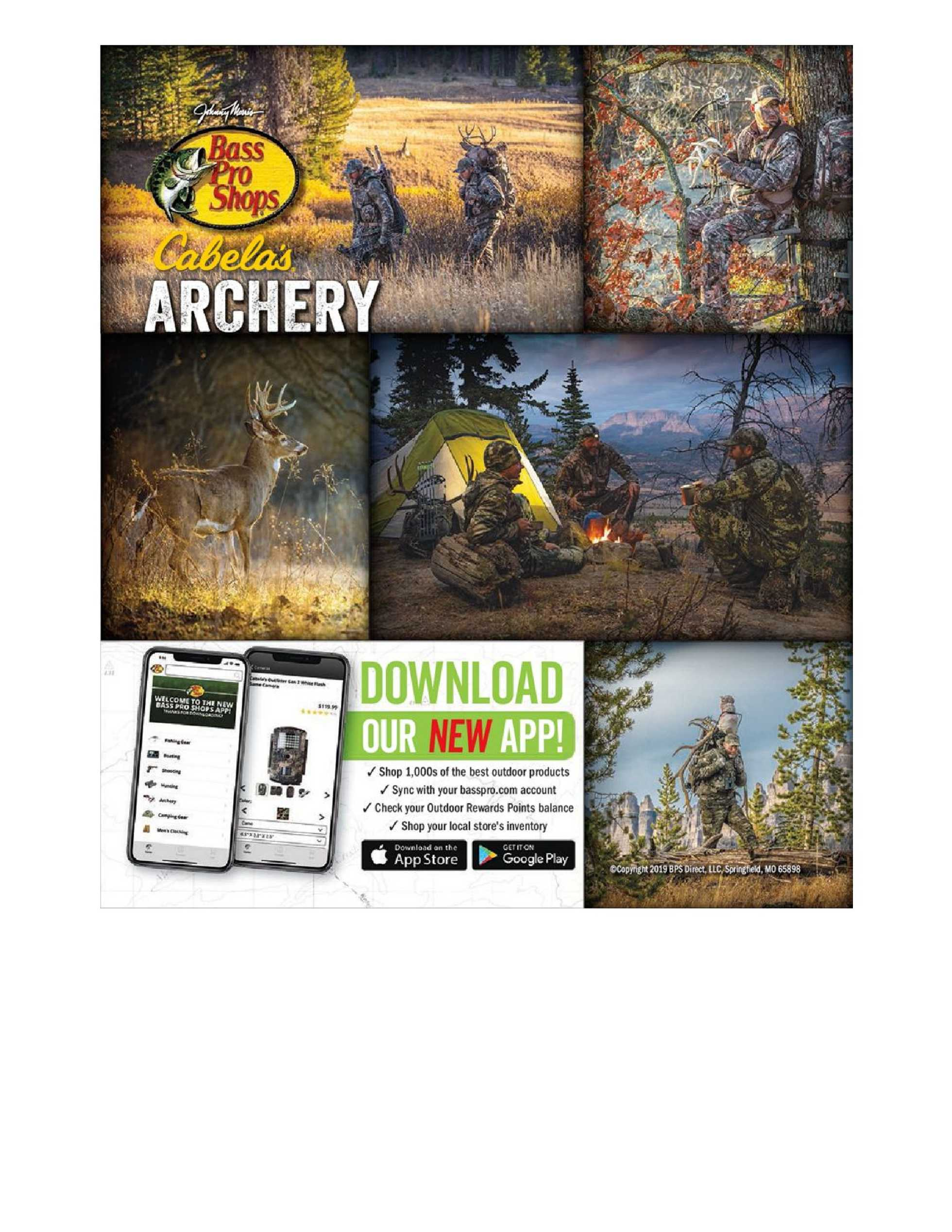 Bass Pro Shops - promo starting from 09/01/19 to 12/28/19 - page 2.