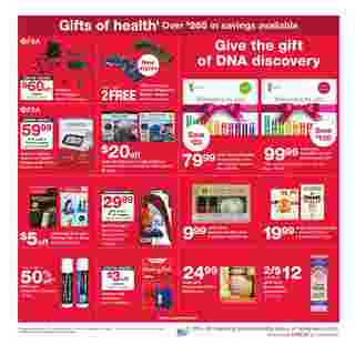Walgreens - deals are valid from 11/24/19 to 11/30/19 - page 25.