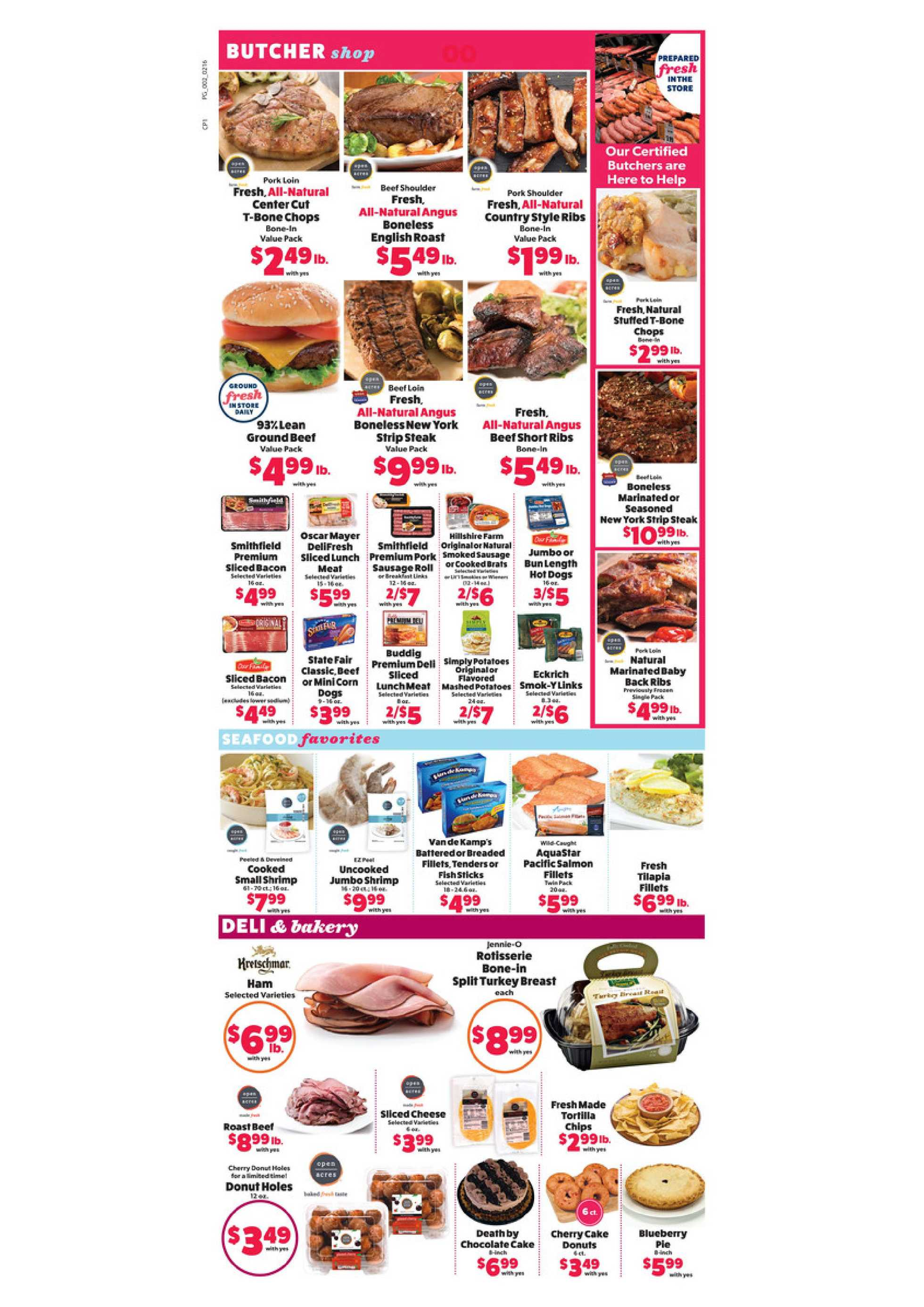 Family Fare - promo starting from 02/16/20 to 02/22/20 - page 4.