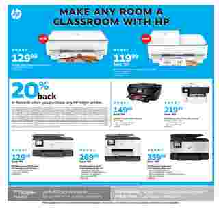 Staples - deals are valid from 08/16/20 to 08/22/20 - page 9.