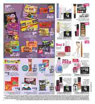 CVS - deals are valid from 09/20/20 to 09/26/20 - page 5.