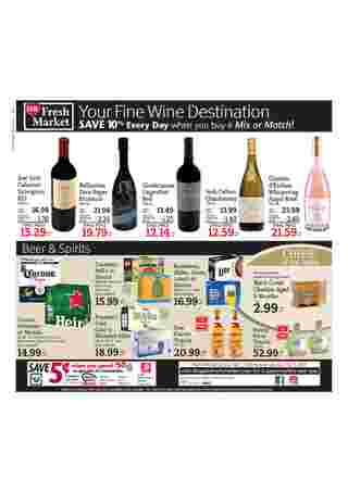D&W Fresh Market - deals are valid from 05/03/20 to 05/09/20 - page 12.