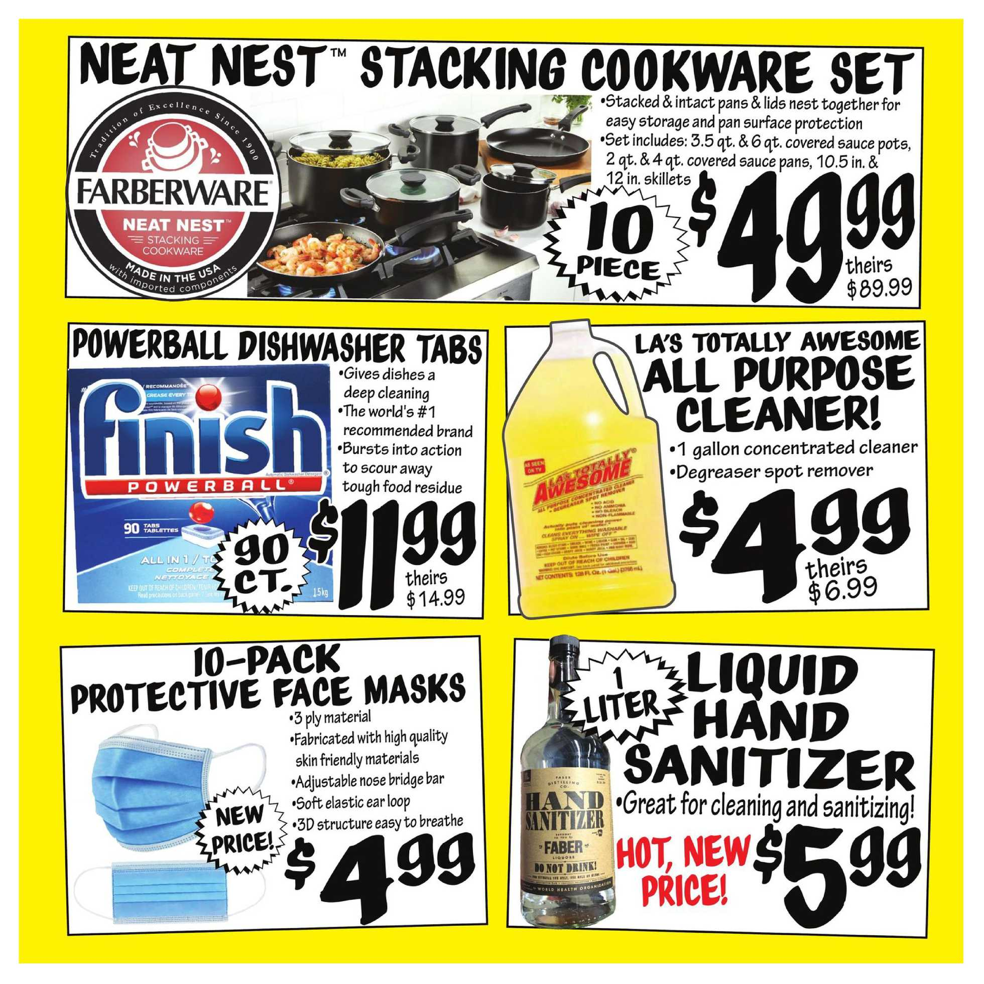 Ollie's Bargain Outlet - deals are valid from 08/06/20 to 08/12/20 - page 3.