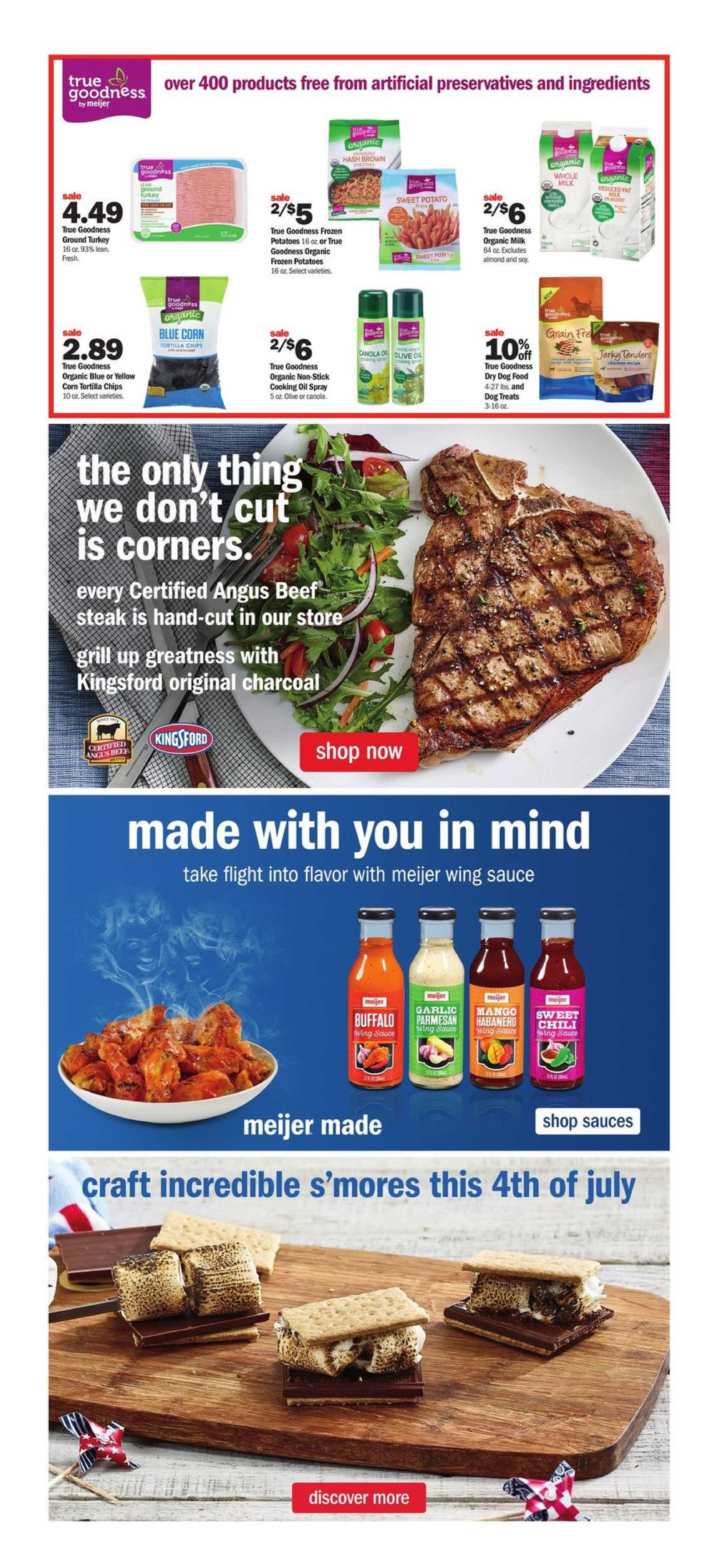 Meijer - deals are valid from 06/30/19 to 07/06/19 - page 3.