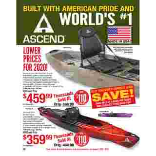 Bass Pro Shops - deals are valid from 01/01/20 to 01/01/21 - page 42.