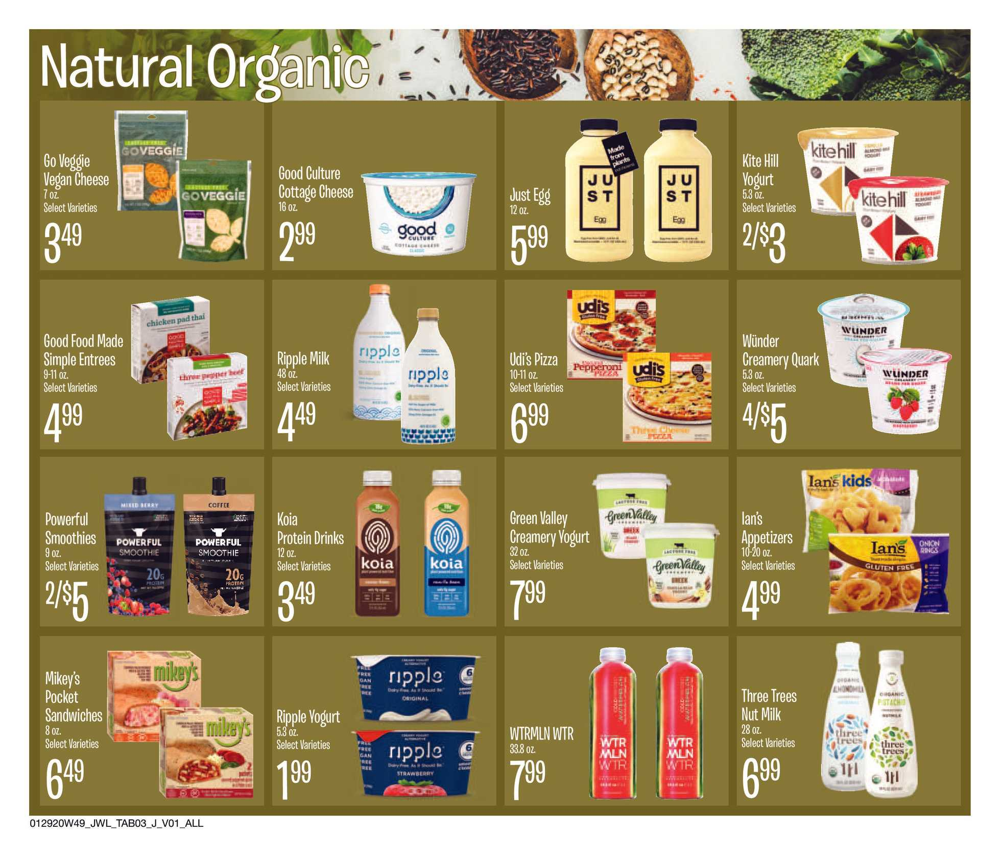 Jewel Osco - promo starting from 01/29/20 to 02/23/20 - page 3.