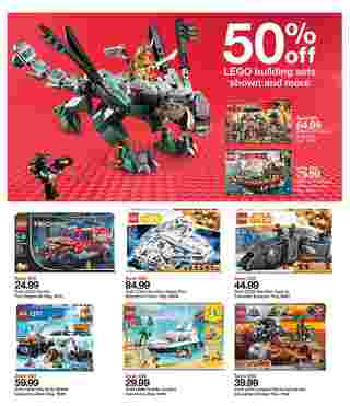 Target - deals are valid from 12/01/19 to 12/07/19 - page 21.