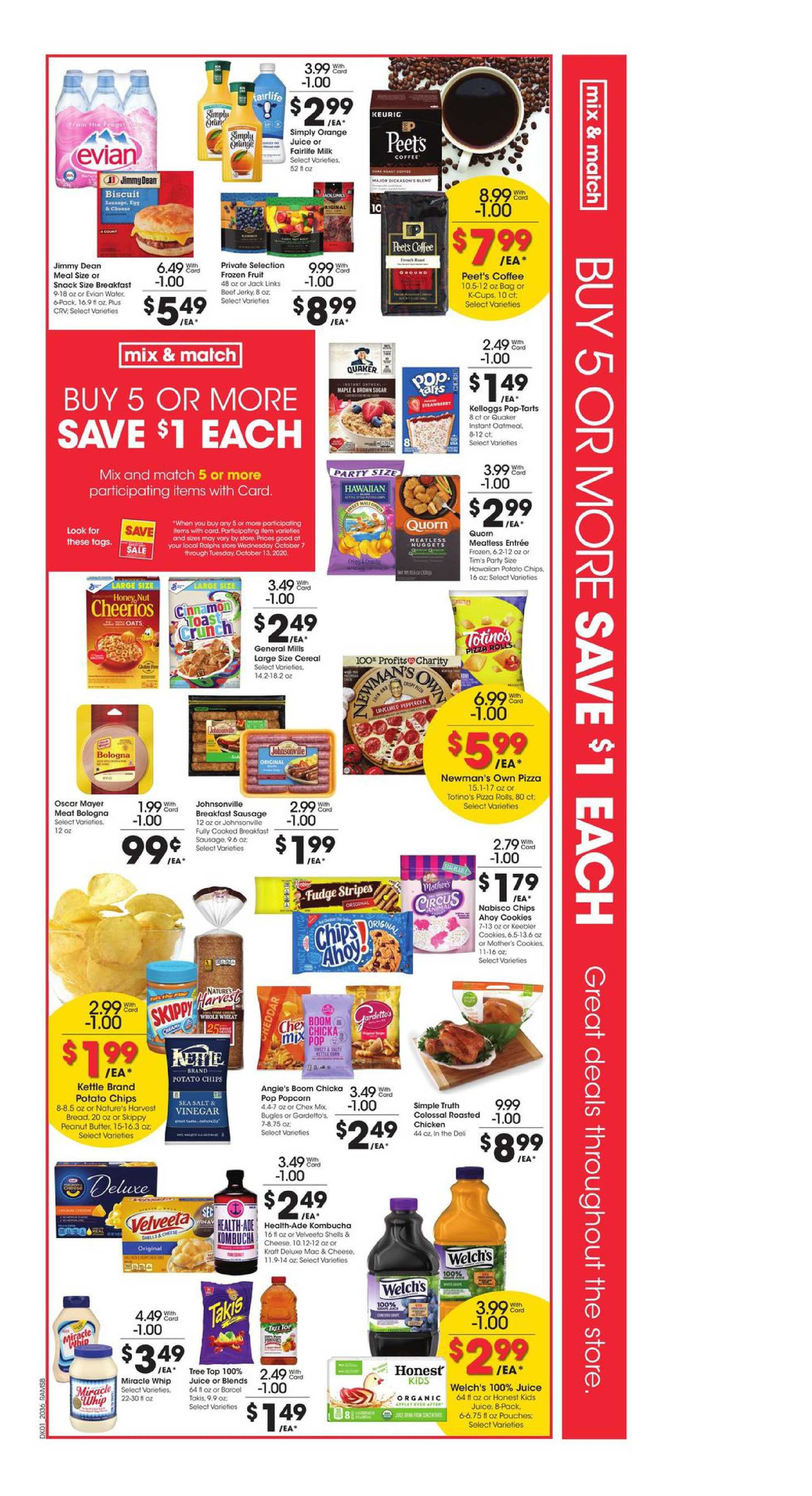 Ralphs - deals are valid from 10/07/20 to 10/13/20 - page 2.