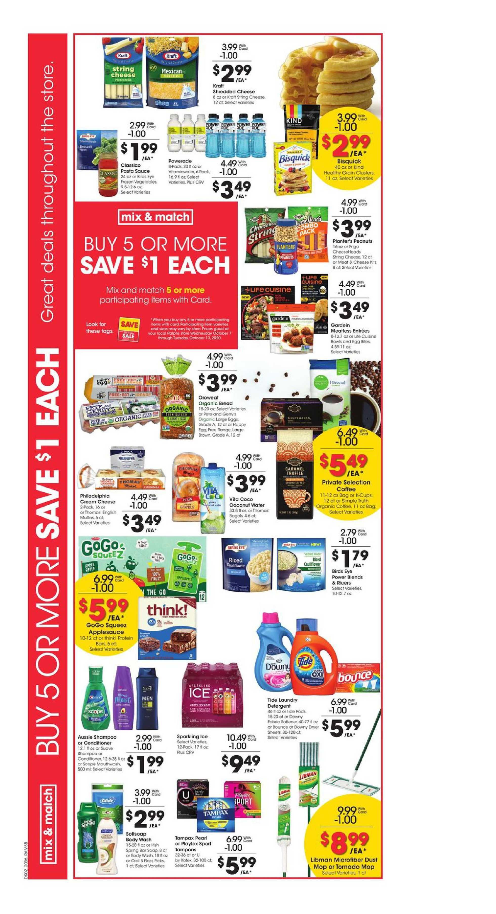 Ralphs - deals are valid from 10/07/20 to 10/13/20 - page 3.