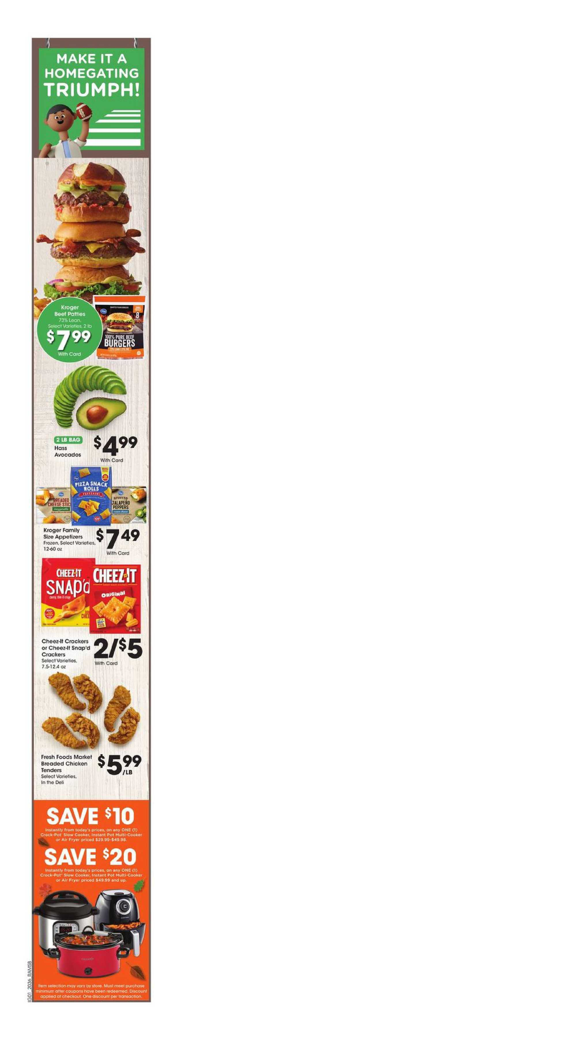 Ralphs - deals are valid from 10/07/20 to 10/13/20 - page 4.