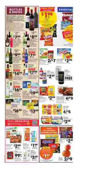 Ralphs - deals are valid from 10/07/20 to 10/13/20 - page 5.