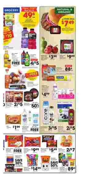 Ralphs - deals are valid from 10/07/20 to 10/13/20 - page 6.