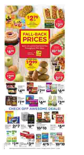 Ralphs - deals are valid from 10/07/20 to 10/13/20 - page 8.