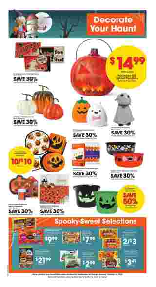 Ralphs - deals are valid from 10/07/20 to 10/13/20 - page 9.