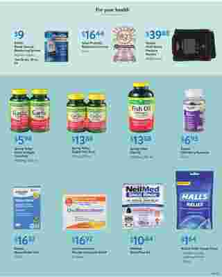 Walmart - deals are valid from 01/31/20 to 02/14/20 - page 7.
