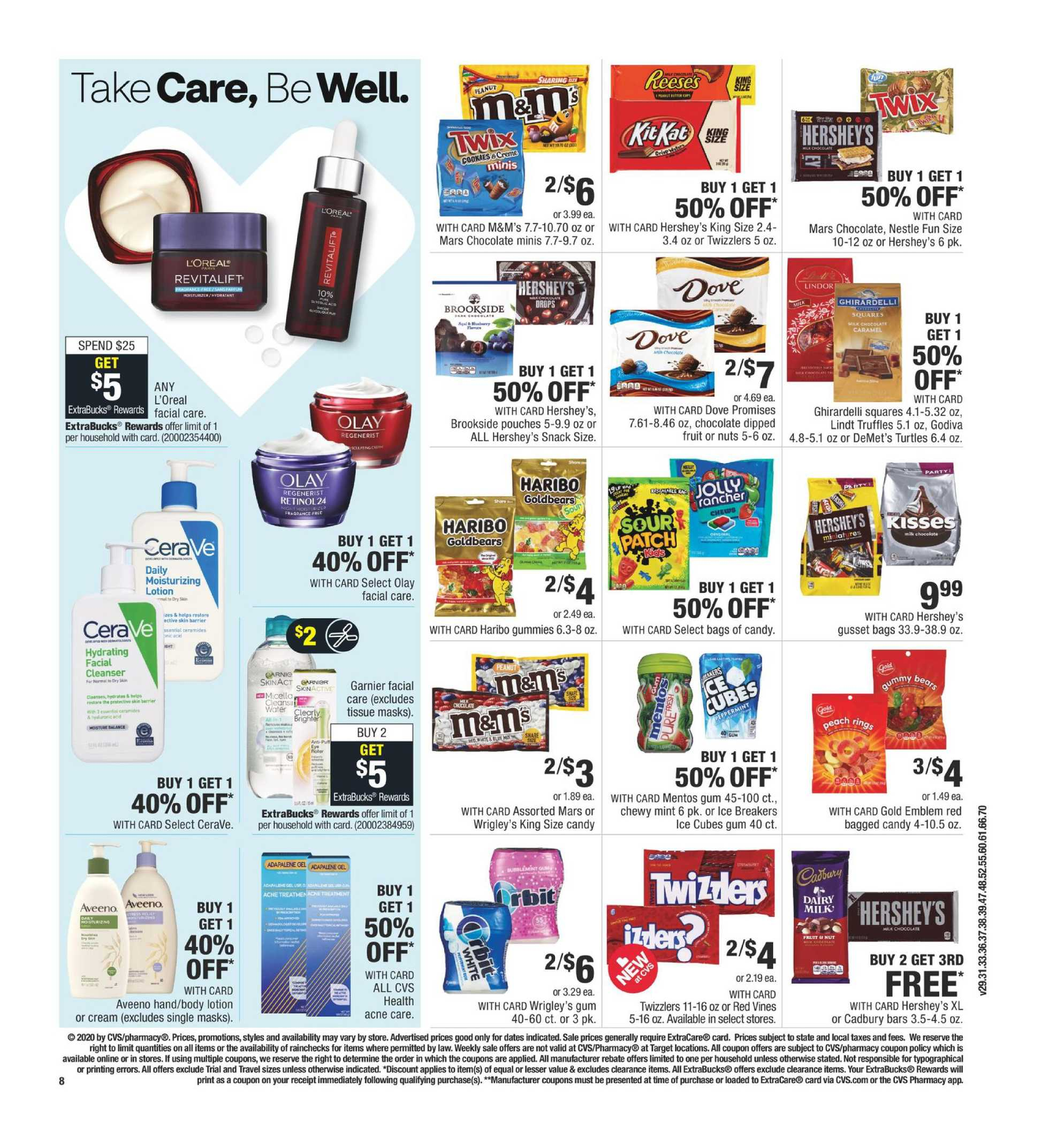 CVS - deals are valid from 05/31/20 to 06/06/20 - page 2.