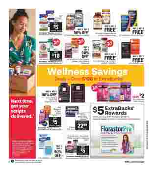 CVS - deals are valid from 05/31/20 to 06/06/20 - page 7.