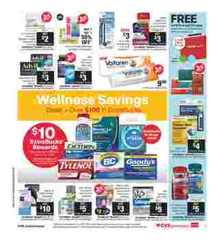 CVS - deals are valid from 05/31/20 to 06/06/20 - page 8.