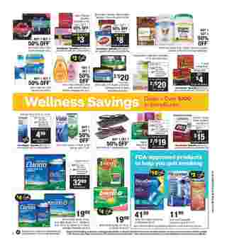 CVS - deals are valid from 05/31/20 to 06/06/20 - page 10.
