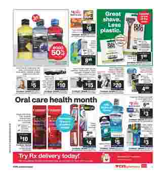 CVS - deals are valid from 05/31/20 to 06/06/20 - page 11.