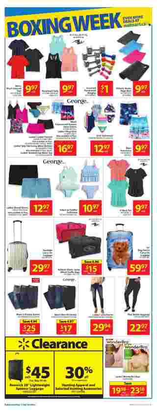 Walmart - deals are valid from 12/26/18 to 01/02/19 - page 10.