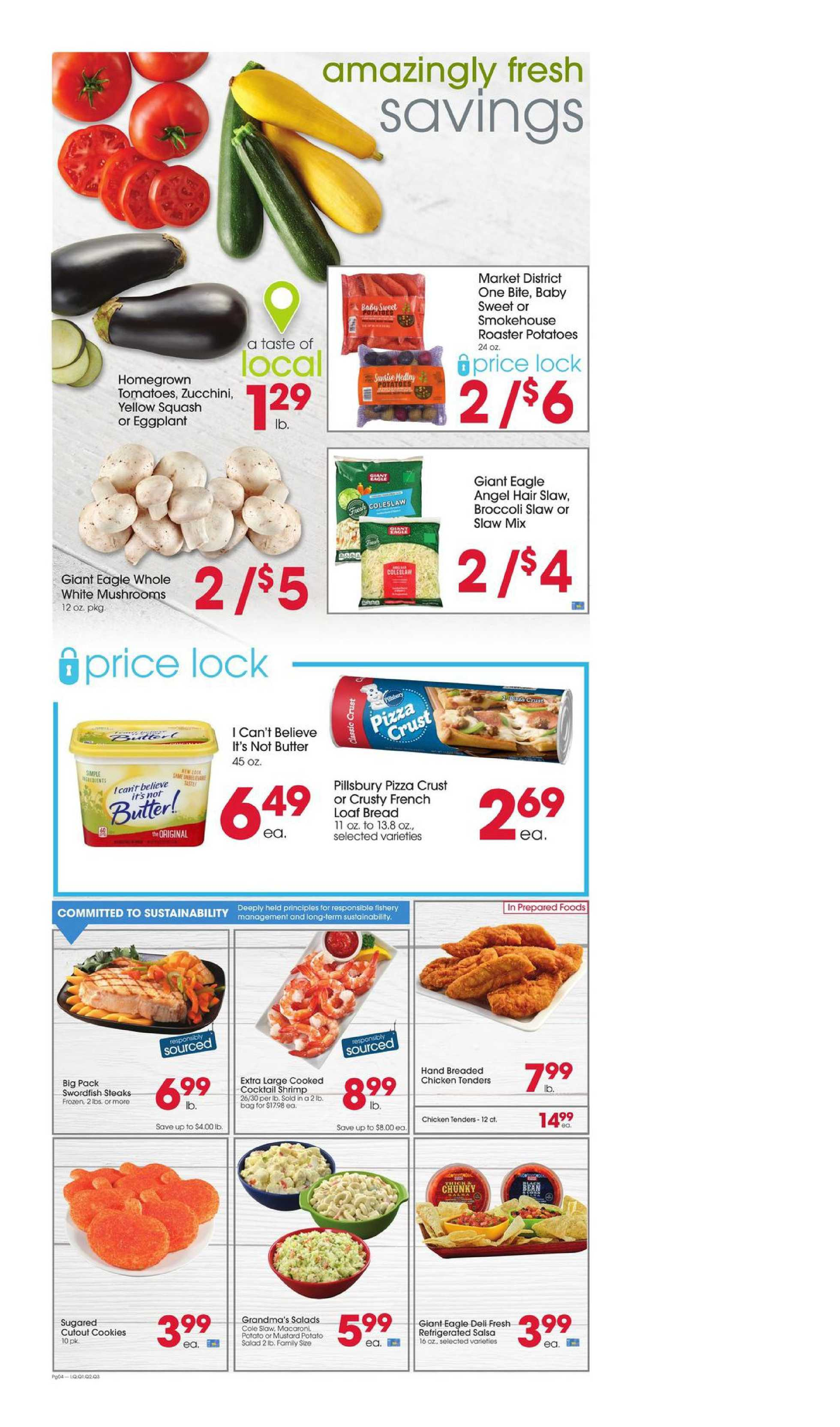 Giant Eagle - deals are valid from 09/03/20 to 09/09/20 - page 4.