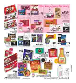 CVS - deals are valid from 01/12/20 to 01/18/20 - page 16.