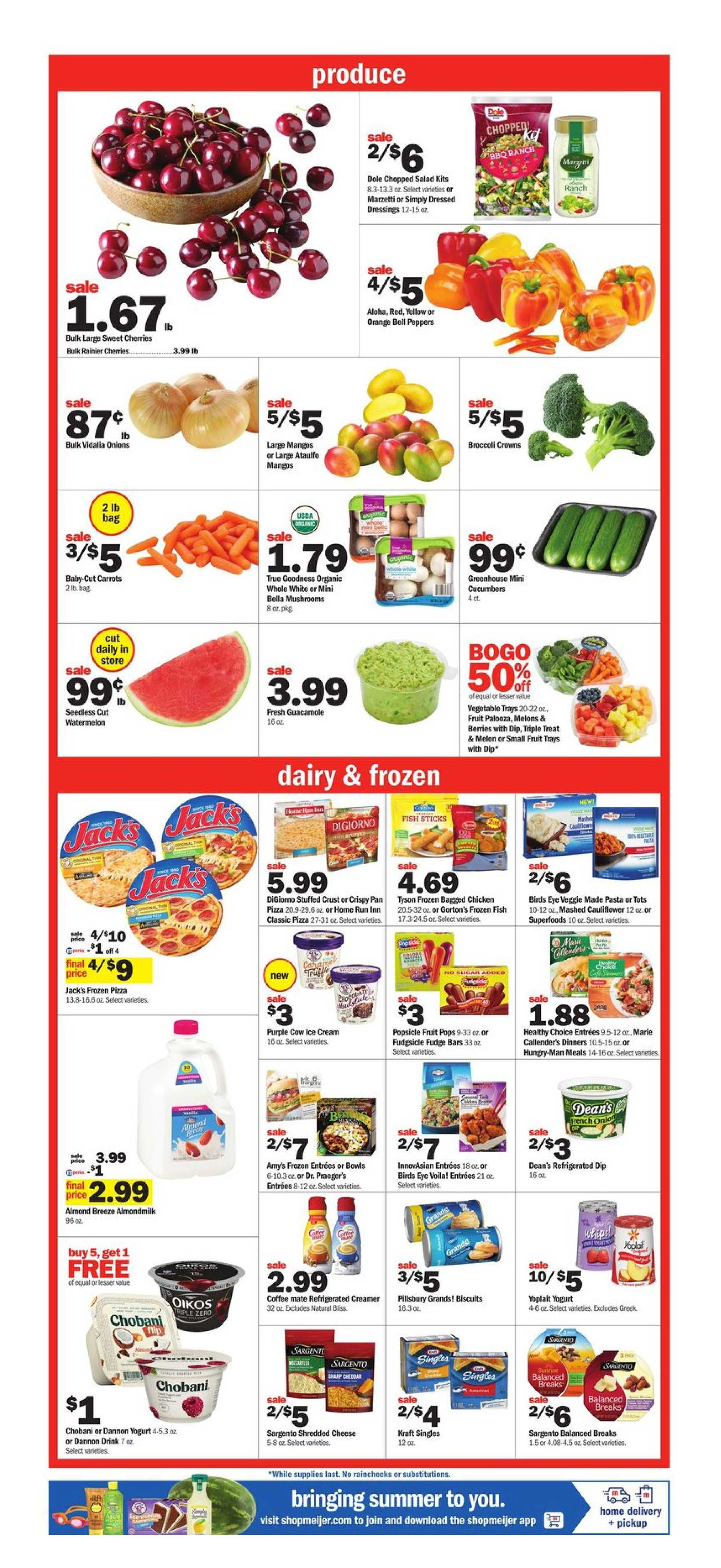 Meijer - deals are valid from 06/30/19 to 07/06/19 - page 4.