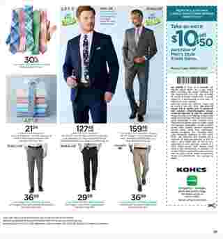 Kohl's - deals are valid from 03/13/20 to 03/22/20 - page 23.