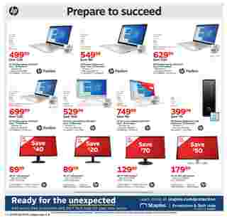 Staples - deals are valid from 07/05/20 to 07/11/20 - page 10.