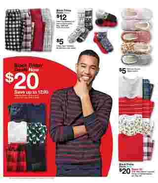 Target - deals are valid from 11/22/20 to 11/28/20 - page 33.