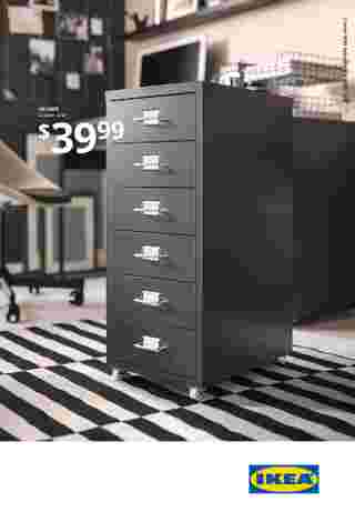 Ikea - deals are valid from 12/01/20 to 09/30/21 - page 34.