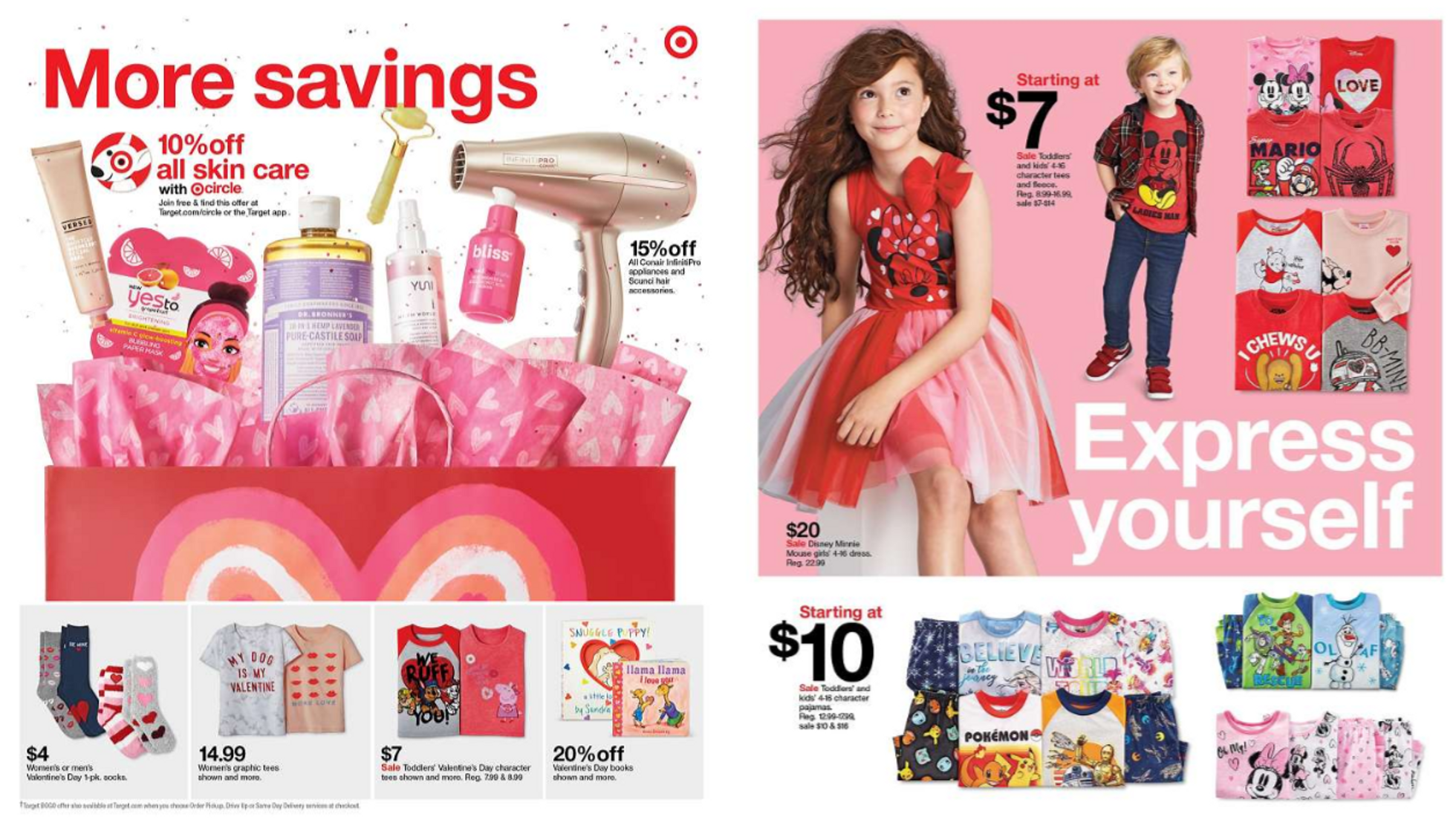 Target - deals are valid from 02/02/20 to 02/08/20 - page 3.