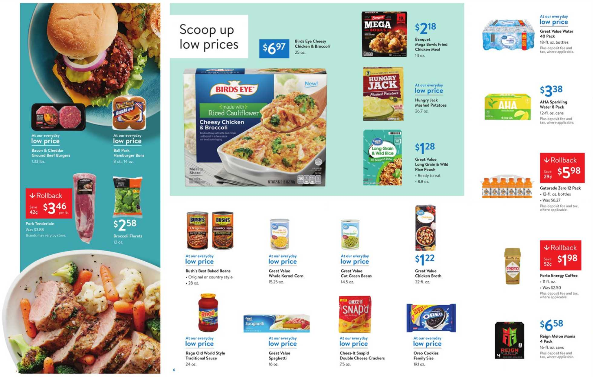 Walmart - deals are valid from 03/27/20 to 04/12/20 - page 4.