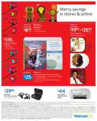 Walmart - deals are valid from 11/01/19 to 11/16/19 - page 28.