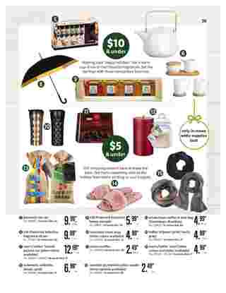 Lidl - deals are valid from 10/30/19 to 12/31/19 - page 56.