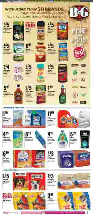 Big Y - deals are valid from 10/03/19 to 10/09/19 - page 9.