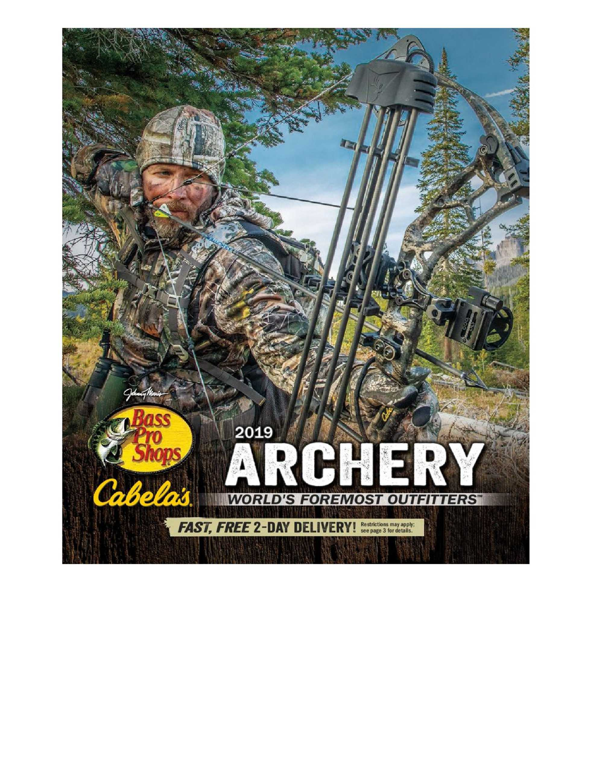 Bass Pro Shops - deals are valid from 09/01/19 to 12/28/19 - page 1.