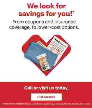 CVS - deals are valid from 11/15/20 to 11/21/20 - page 19.